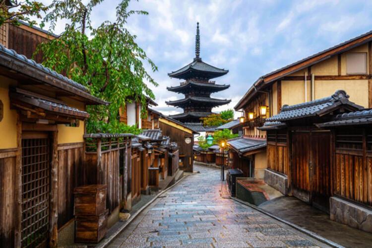 Kyoto, Japonya