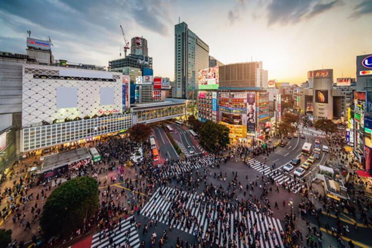 Tokyo, Japıonya