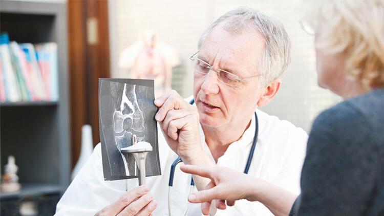 Diz protezi ameliyatı olunmazsa ne olur