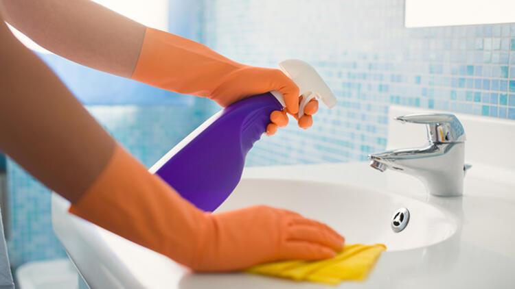8-Banyo lavabosu