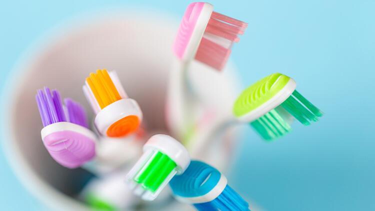 9-Diş fırçası