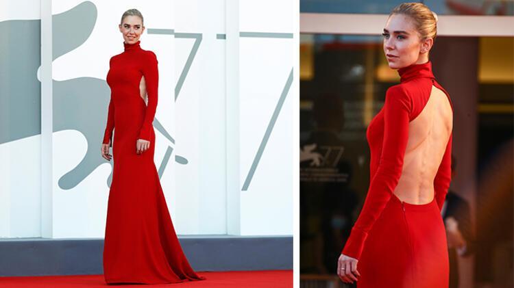 Vanessa Kirby - Valentino Haute Couture