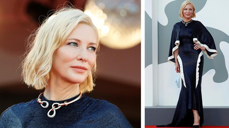 Cate Blanchett - Esteban Cortazar