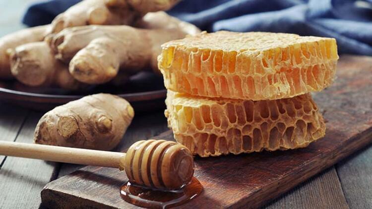 Gripten koruyan, pişirmeden hazırlanan C vitamini ve zencefil dilimleri -  Yemek Tarifleri