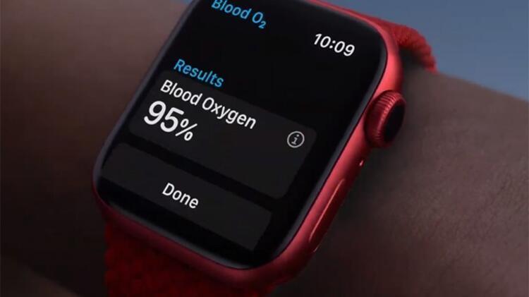 Apple Watch Series 6: