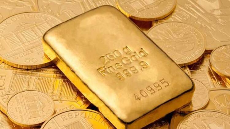 Altın fiyatları Fed ile düştü