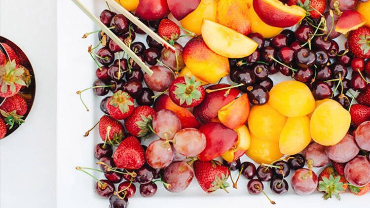 7-Taze sebze ve meyve yiyin
