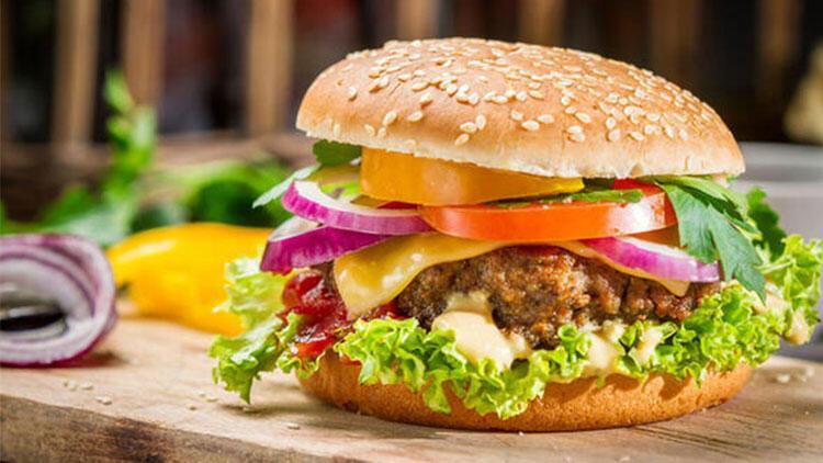 Et ve hamburger