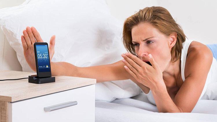 Uykunuza zarar verebilir