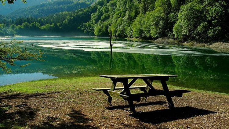 Sülüklü Göl, Bolu