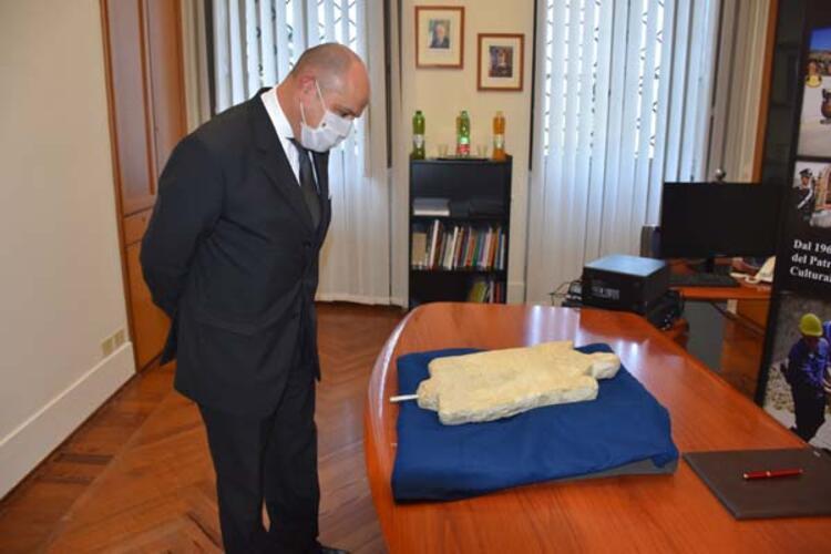 İtalyadan Türkiyeye ikinci iade