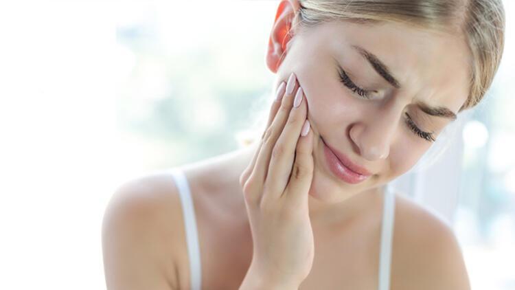 2-Diş hassasiyetiniz var mı