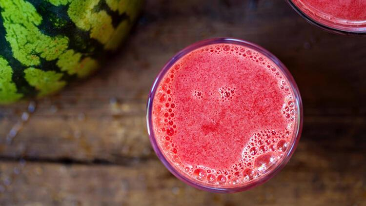 7-Meyve ve sebze suyunu bekletmek