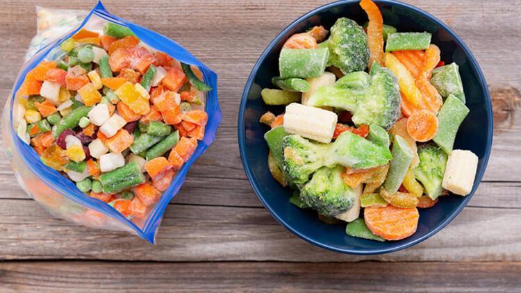 9-Sebzeleri kapalı torbada saklamak