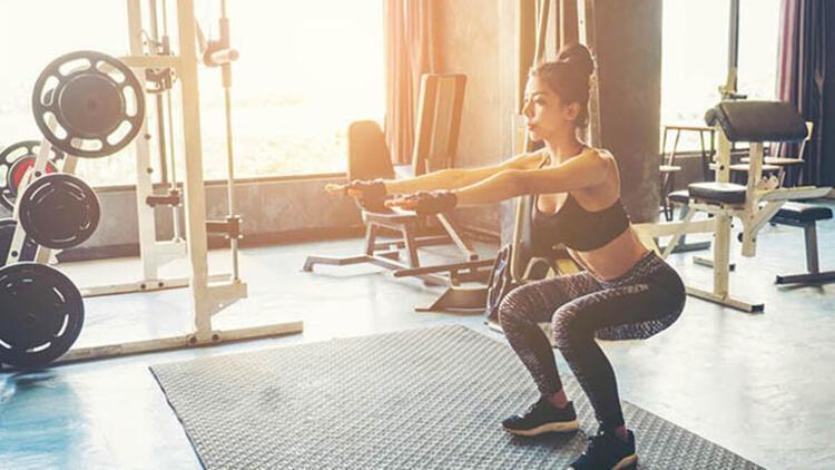 Egzersiz sonrası nasıl hissedeceğinizi düşünün