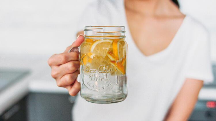 Sirkeli ve limonlu su zayıflatıyor kocaman bir yalan