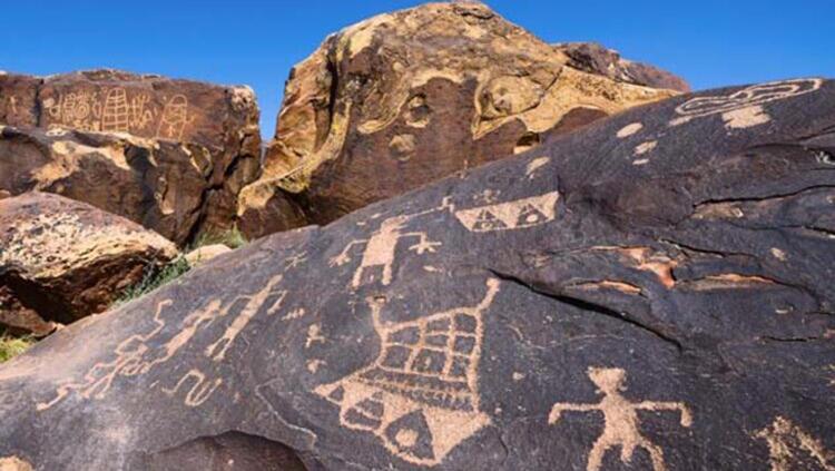 Petroglyph Ulusal Parkı, ABD