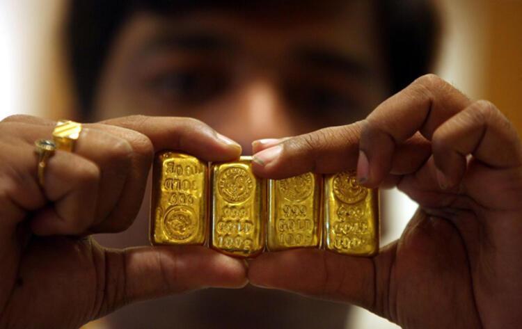 Umulmayan yerlerdeki altın