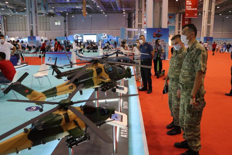İkinci T70 helikopteri de motor çalıştırdı