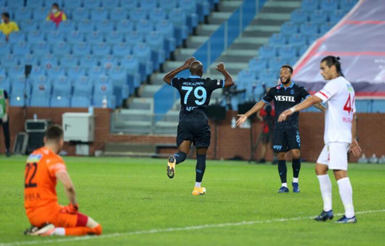 İlk maçında 2 gol birden