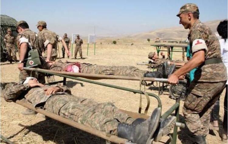 Azerbaycan Ordusu tarafaındanöldürülen Ermeni askerlerinin listesi: