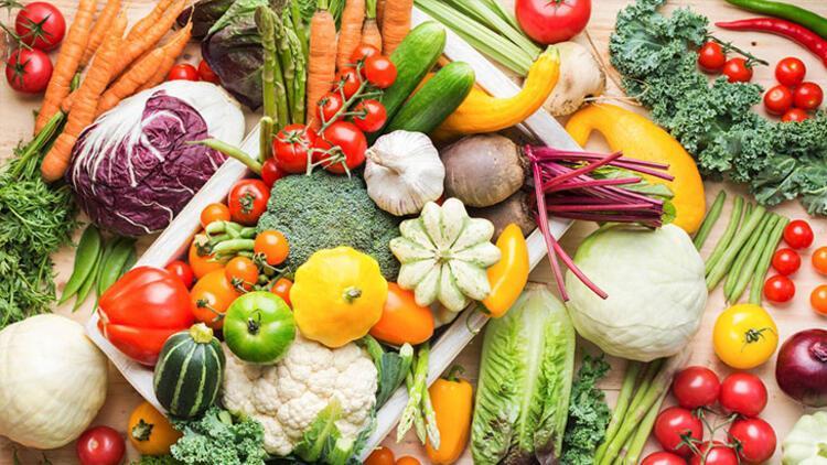 Beslenme dengeli ve çeşitli olmalı