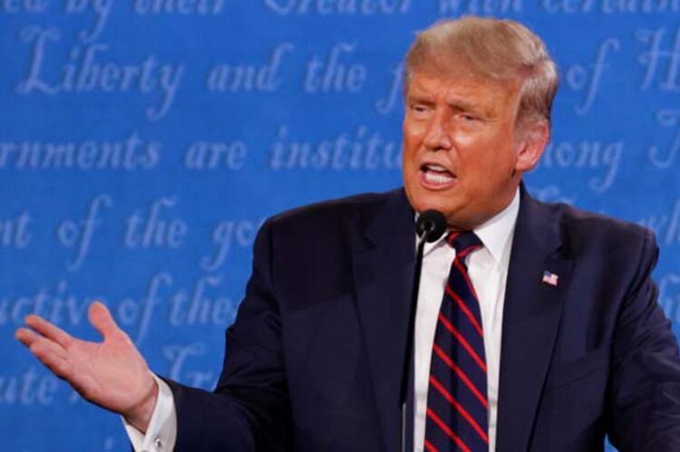 Trump: Olanlar Çinin suçu