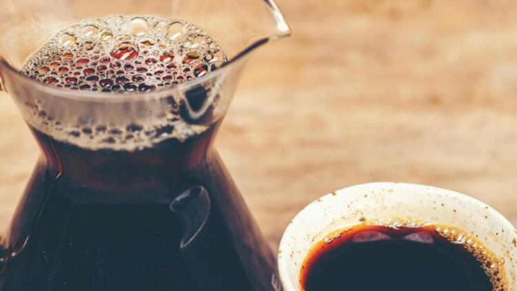 4-Kahvenizi ince çekin çünkü...