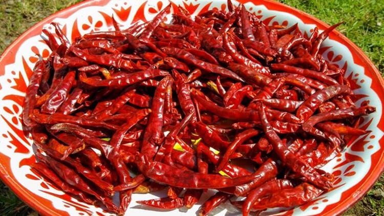 Yiyeceklerde kırmızı ve sarıdan kaçının