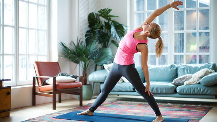 2-Egzersizi hayatınıza dahil edin