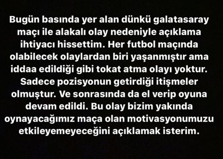 Halil Dervişoğlundan açıklama geldi