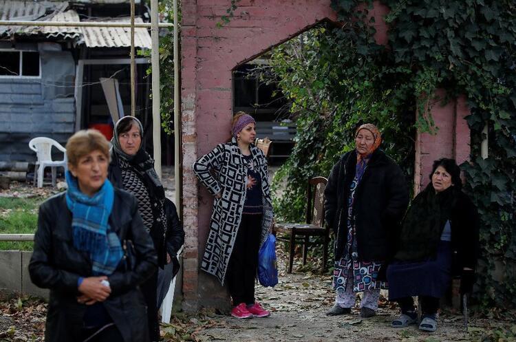 Azerbaycan ile Ermenistan arasındaki ateşkes