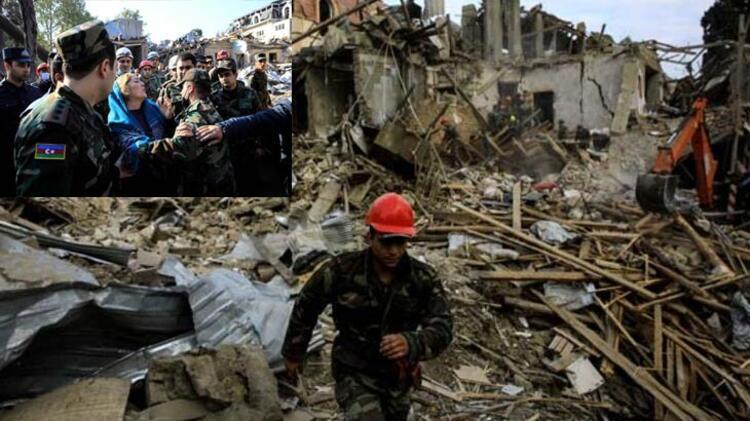 Son dakika! Ermenistan ateşkesi bozup yine sivilleri hedef aldı! - Güncel  Haberler Milliyet