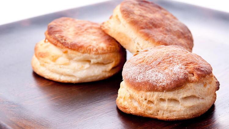 Biscuits, Amerika (Amerikan Poğaçası)