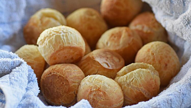 Pão de queijo, Brezilya
