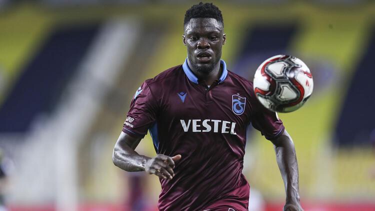 20. Celeb Ekuban (Trabzonspor) 5.5 Milyon €