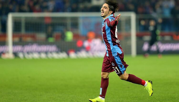 2. Abdulkadir Ömür (Trabzonspor) 13 Milyon €
