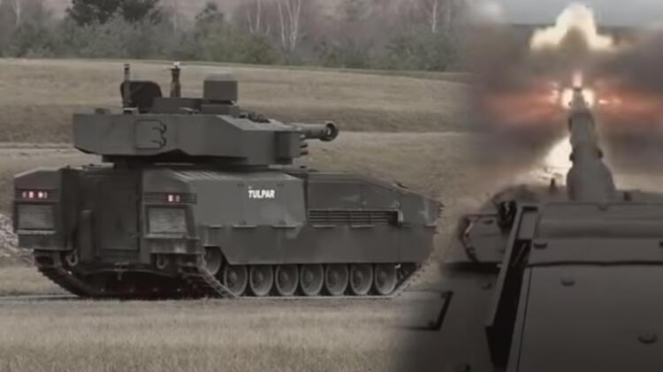 Türkiye'nin yeni zırhlısı Tulpar göreve hazır - Teknoloji Haberleri -  Milliyet
