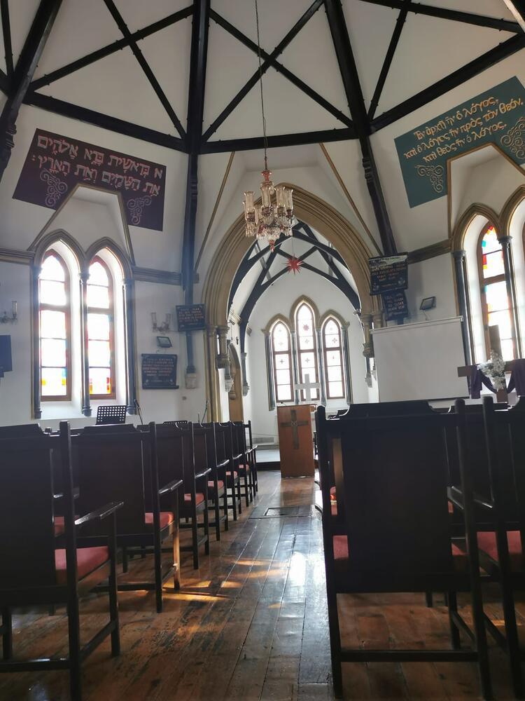 Buca Protestan Baptist Kilisesi