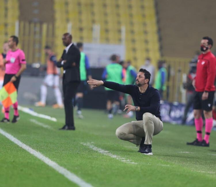 Fenerbahçe, Trabzonspora karşı sahasında yenilgiyi unuttu