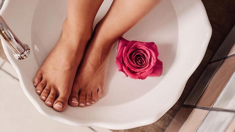 8-El ve ayak bakımını atlamayın