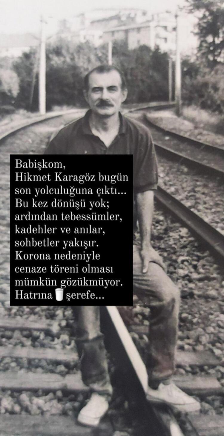Son dakika haberleri | Oyuncu Hikmet Karagöz hayatını kaybetti - Magazin  Haberleri - Milliyet - Sayfa 2