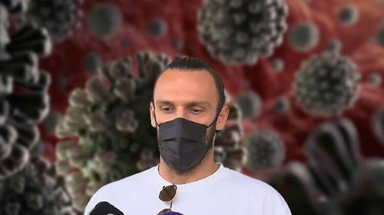 Geçen ay koronavirüse yakalanmıştı