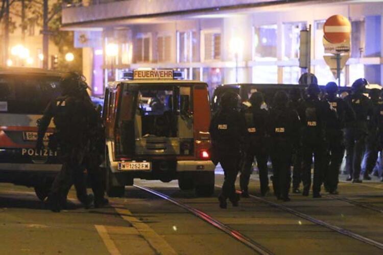 Son dakika! Viyana'da terör saldırısı... Ölü ve yaralılar var - Son Dakika  Haberleri Milliyet