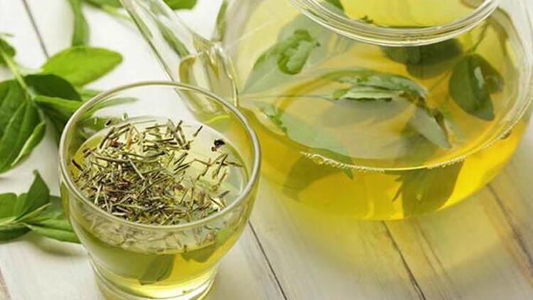 2-Yeşil Çay