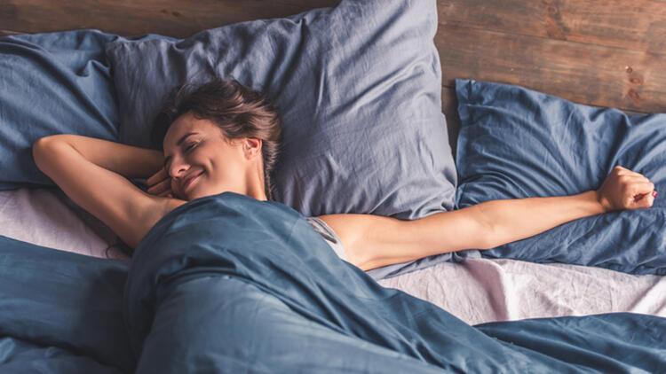 4-Doğru uyku pozisyonu edinmenize yardımcı olur