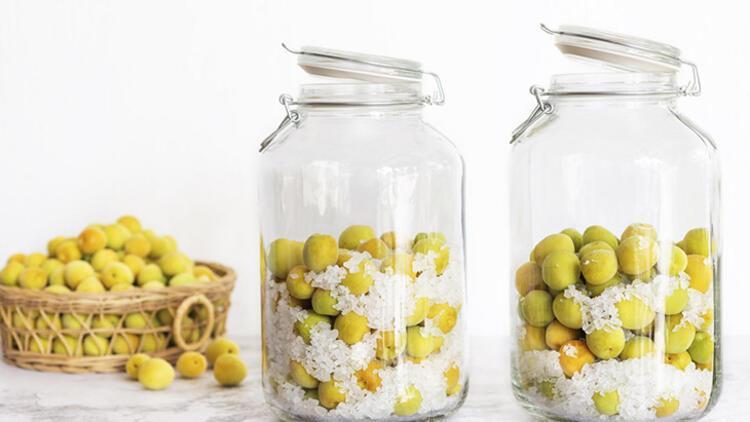 Turşu kurmadan önce besin ve kap temizliğine dikkat edin