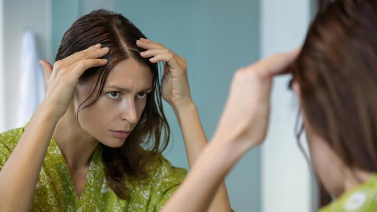 6-Kimyasal saç ürünleri ve zararlı boyalar kullanmak