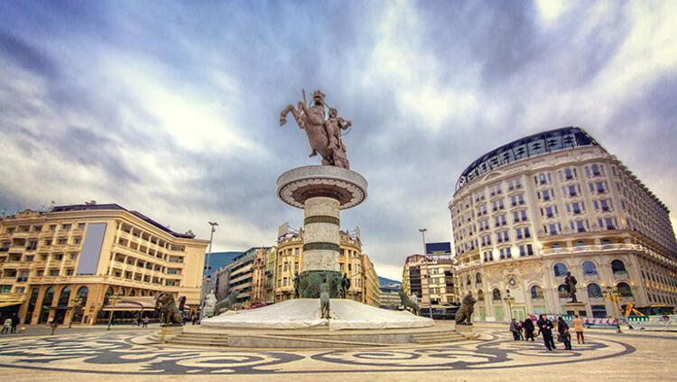 Üsküp, Kuzey Makedonya