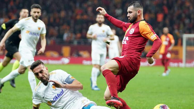 Galatasaray Kayserispor maçı ne zaman